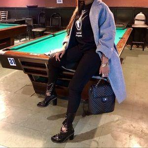 Chanel urban spirit backpack calf skin